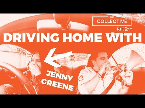 Driving Home with Jenny Greene - The Collective on RTÉ 2fm