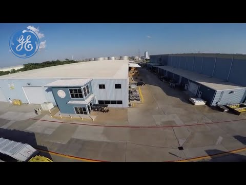 GE Houston Service Center | Power Plant Services | GE Power