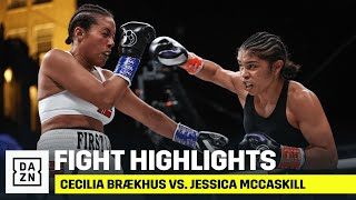 HIGHLIGHTS | Cecilia Brækhus vs. Jessica McCaskill