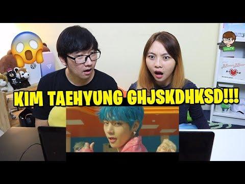 BTS - 'Boy With Luv' feat. Halsey MV Reaction [DAT SMIRK KILLS US!]