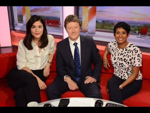 Jessie Ware - Interview at One Breakfast Show (BBC)