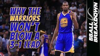 Coach Nick identified three key reasons why the Warriors will avoid...