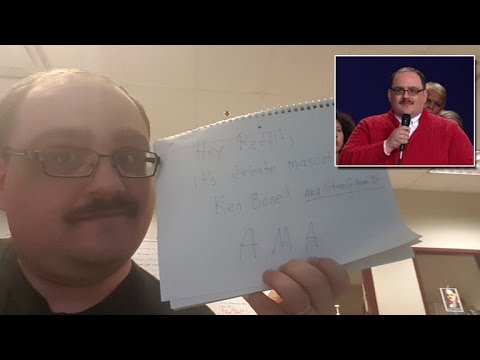 From Jennifer Lawrence to Trayvon Martin: Ken Bone's Surprising Reddit Past