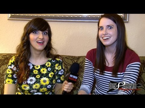 Laina (Overly Attached Girlfriend) Interview with Rock Forever Magazine