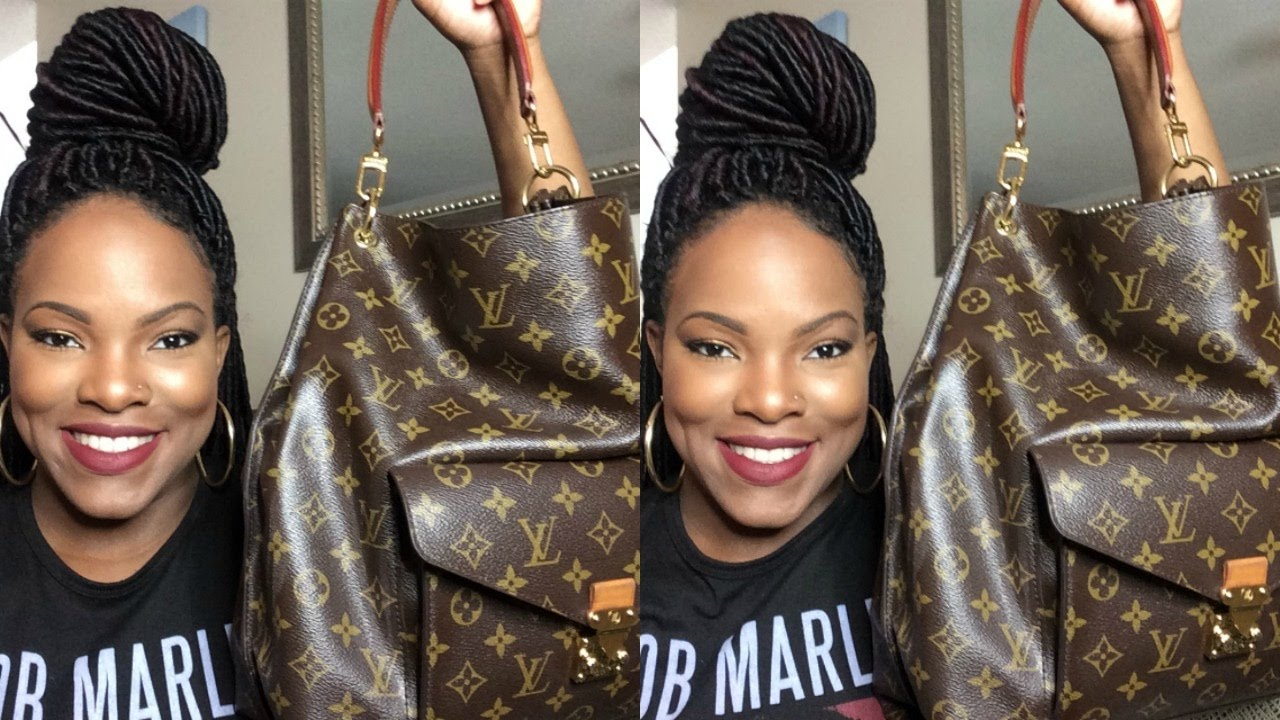 2107c6632799 WHAT S IN MY BAG TAG ft Louis Vuitton Metis Hobo!!! - YouTube