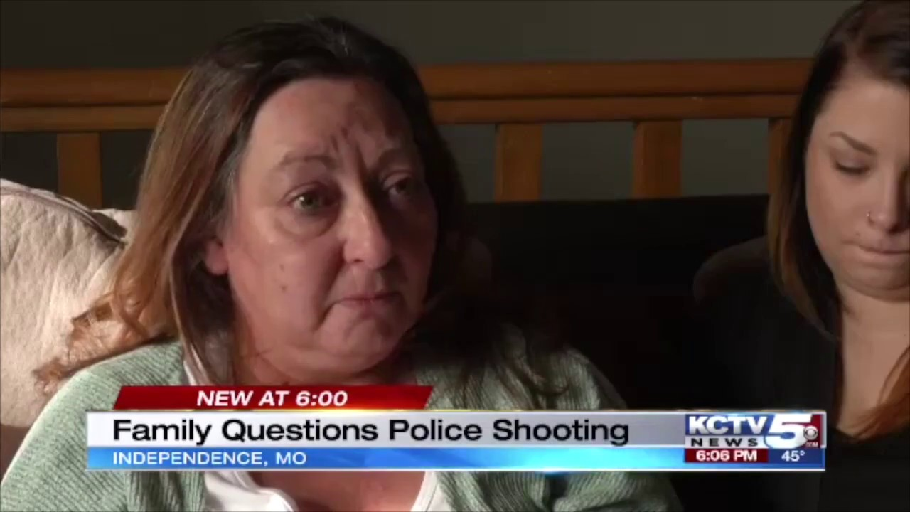 Indy Police Shooting Compilation