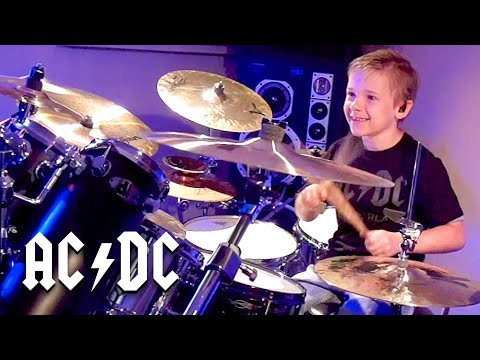 SHOOT TO THRILL  7 year old Drummer Drum   Avery Drummer Molek