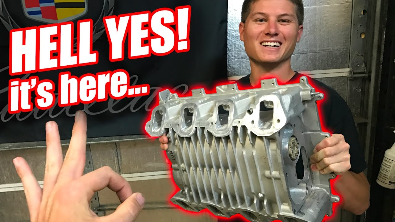 Incoming BOOST... $8,000 Worth Of Parts For Leroy!