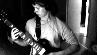 Guitar cover: Municipal Waste - A.D.D.(Attention Deficit Destroyer)&Beer Pressure