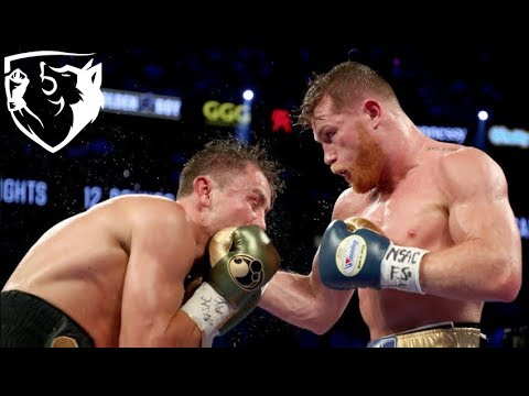 Why 'Canelo vs GGG' was an even DRAW!