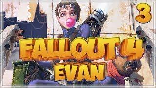 """Fallout 4 ► Прохождение #3 ► Цех сборки машин """"Корвега"""""""