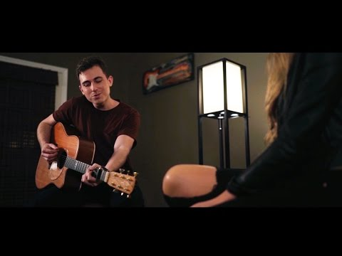 Rock Bottom, Let It Go, Colors (Acoustic Mashup) - Landon Austin and Kaya May