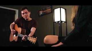 Rock Bottom, Let It Go, Colors (Acoustic Mashup) - Landon Austin and Kaya May