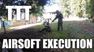 AIRSOFT EXECUTION | TTT | Canadian Sniper