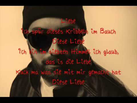 Sido Liebeslied Mit Text