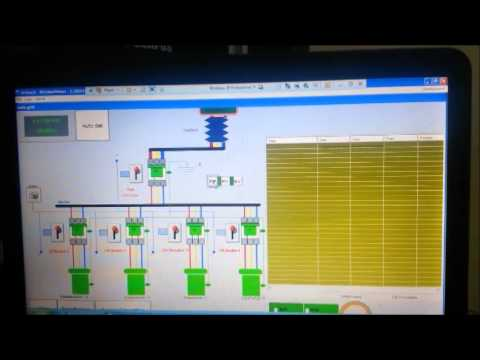 FAULT Deduction in Transmission Line and sub Station using PLC SCADA by CETPA Dehradun