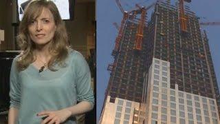 Baurekord in China: Wolkenkratzer in 19 Tagen errichtet - Zeitraffer