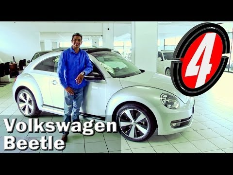 Volkswagen Beetle 1.4 TSi | Used Car Review | Surf4cars