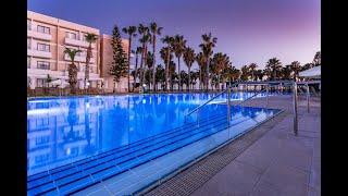 Louis Phaethon Beach 4 Луис Фаэтон Бич Кипр Пафос обзор отеля территория пляж