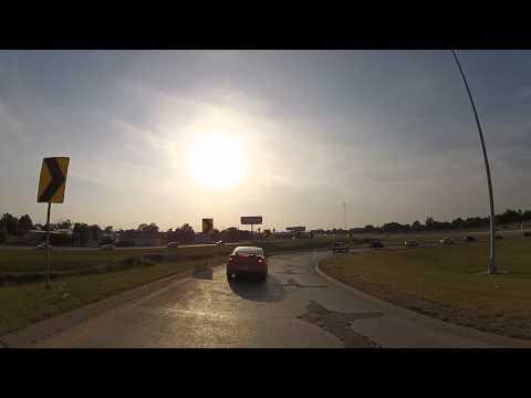 GSXR ride around Tulsa with GoPro Hero 2
