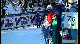 Skid-VM 1989 - Lahti - 15 km, herrar (kl)