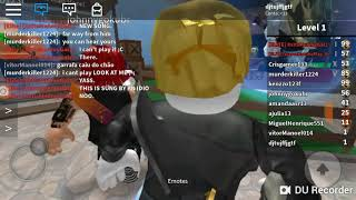 First video of Roblox KKK that bad