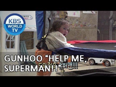"Gunhoo ""Help me, Superman!"" [The Return of Superman/2019.04.21]"