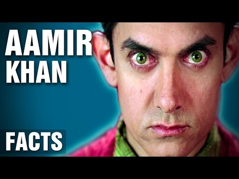 12 Surprising Facts About Aamir Khan