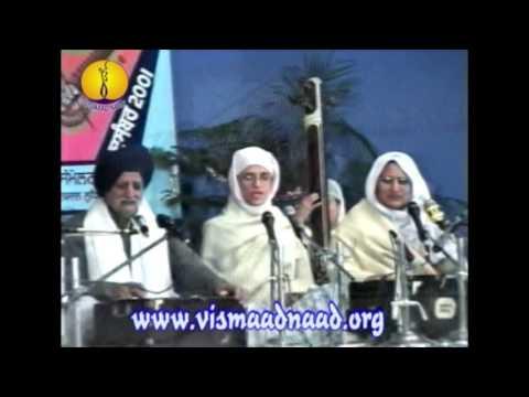 AGSS 2001 - Raag Gauri : Bhai Sorah Bhi Bibi Jaswinder Kaur Ji delhi
