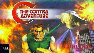 C - The Contra Adventure - Full Walkthrough [4K] [No Commentary]