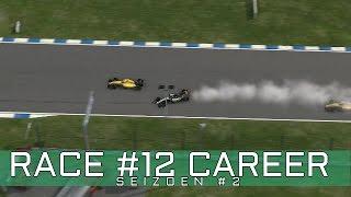 f1 2016 race 12 s2   de ai maakt er een zooitje van   nederlands dutch