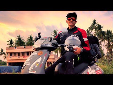 Goa To Bengaluru | Kashmir To Kanyakumari Ride | Tvs Jupiter | Honda Activa
