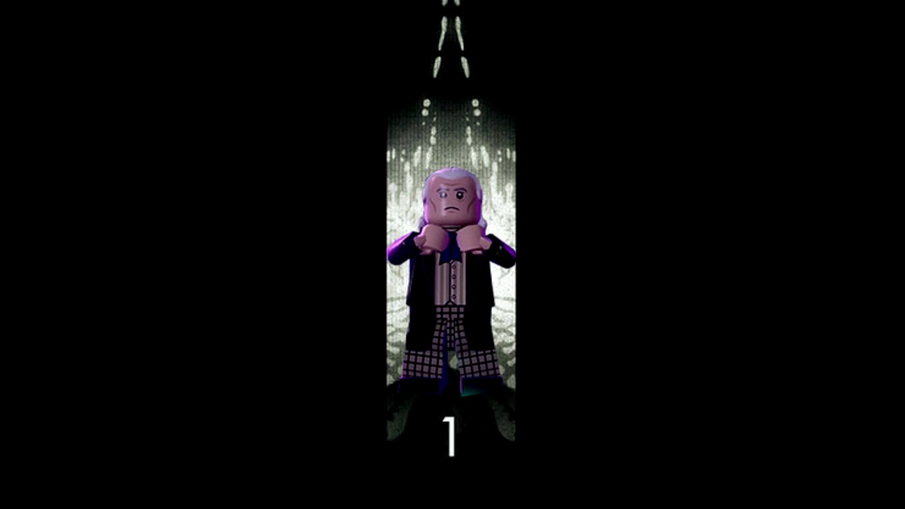 William Hartnell as the 1st Doctor in Lego Dimensions ...