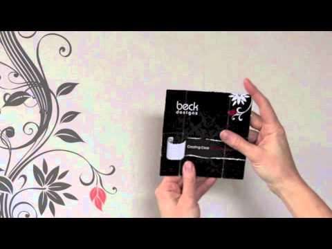 Beck Designs Interactive Folding Brochure