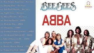 Abba e Bee Gees - As Melhores 🎵