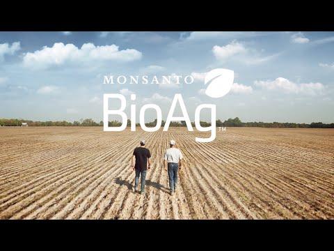 Monsanto BioAg: 500 Trillion Farmhands...