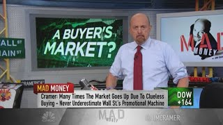 Jim Cramer: I can't take how stupidly bullish this market can be