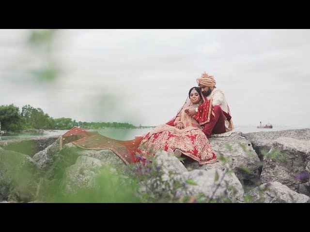 Vidushi + Akash | 2019 Hindu Wedding Next Day Edit from Avani Event Centre