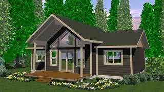 Prefab Tiny House Alaska
