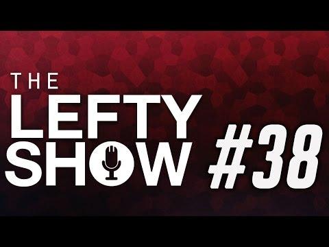 The Lefty Show #38: Amazon Fire Phone, Efficiency Killing Society, Genius Story