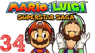 Mario & Luigi:Superstar Saga -34- THE BOWELS