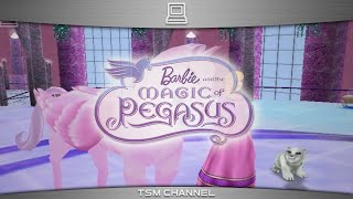 Barbie And The Magic of Pegasus (part 1) (Horse Game)