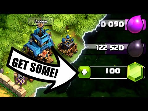 LETS ALL UNLOCK 100 FREE GEMS IN CLASH OF CLANS!