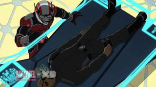 Marvel's Ultimate Spider-Man: Web-Warriors Season 3, Ep. 16 - Clip 1