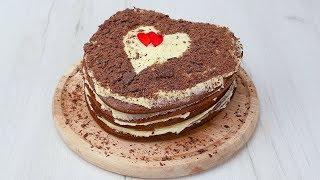 Как приготовить торт с масляным кремом - Рецепты от Со Вкусом