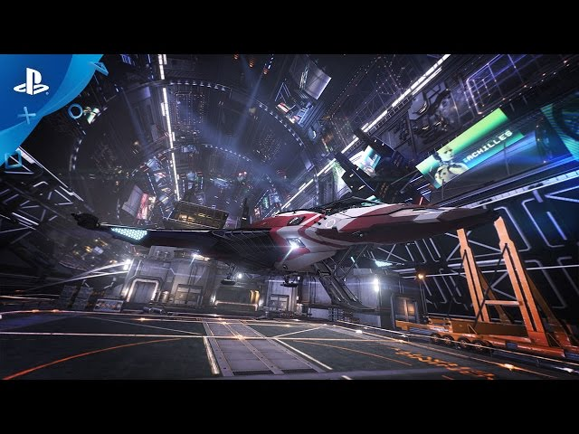 Elite: Dangerous - Announcement Trailer | PS4