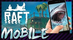 RAFT als App!? Survival als Mobile Game & Jurassic World Alive ist da! | Appgecheckt #23