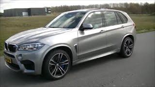 2015 BMW X5 M Acceleration & Revs!