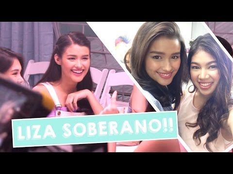 VLOG: Liza Soberano Commercial Shoot (Behind The Scenes) | Janina Vela: Hey guys! I'm Janina, living and loving life in the Philippines :) The day right after YouTube FanFest Philippines, it was back to work for a shoot with Clean and Clear. Didn't feel like work though, especially with Hannah Pangilinan, Bea Marine, The Three of Us and ABS-CBN's Liza Soberano ( Dolce Amore star) by my side! Stay tuned for our commericals and our Star Magic adventures!  》》》》》》》》》》》》》》》》》》》》》》》》》》》》》》  S N A P C H A T : @janinavela T W I T T E R: twitter.com/janinavela I N S T A G R A M: instagram.com/janina.vela F A C E B O O K: https://www.facebook.com/janinavelaph A S K . F M: ask.fm/janinavela  》》》》》》》》》》》》》》》》》》》》》》》》》》》》》》  ⇢ B U S I N E S S :  janinapunzalan@gmail.com  》》》》》》》》》》》》》》》》》》》》》》》》》》》》》》  ⇢Thank you CLEAN N CLEAR and STAR MAGIC!!