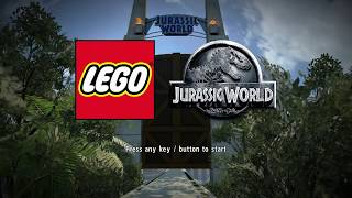 a70遊戲錄影存檔 lego jurassic world 13